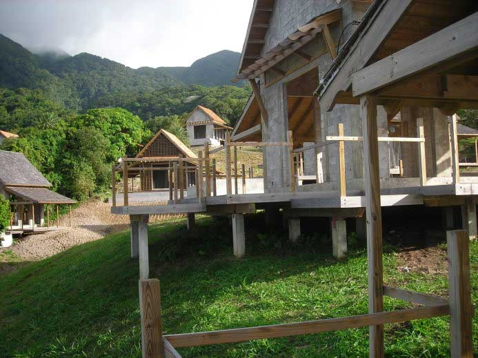 聖基茨山莊 - Kittitian Hill