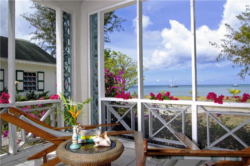 Oualie Beach Resort - 歐利海灘度假村(尼維斯島)