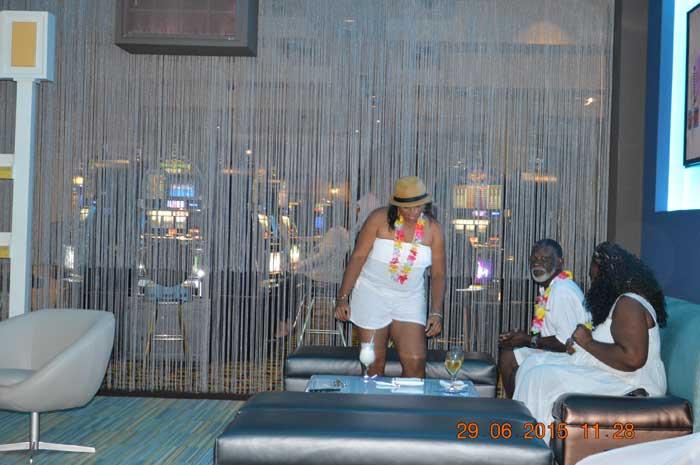 聖基茨萬豪酒店賭場一覽