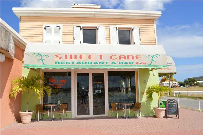 聖基茨當地餐廳-Sweet Cane