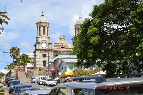 安提瓜市集景觀