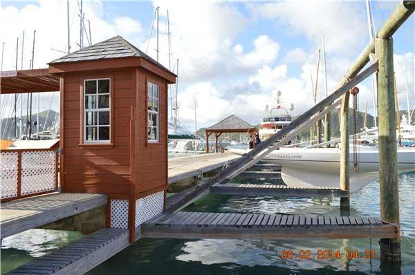 安提瓜 - Scenery of Jim's Bay