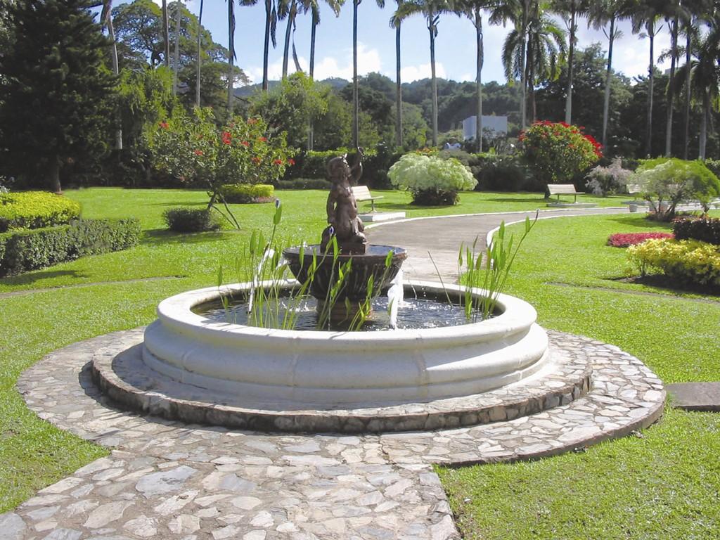 特立尼達皇家植物園