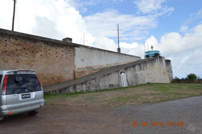 聖文森特堡壘景點介紹