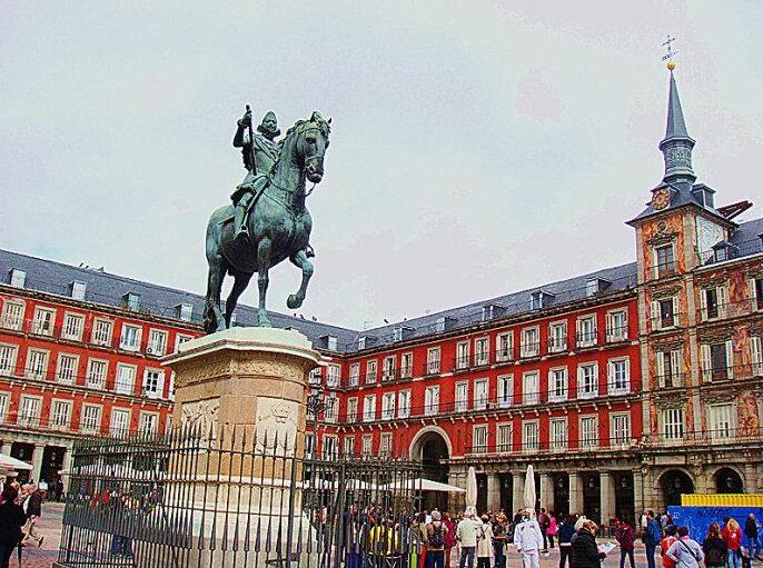 西班牙景色