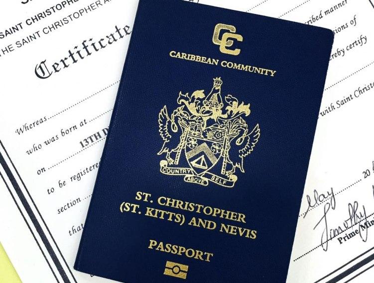 聖基茨和尼維斯投資移民專案簡介