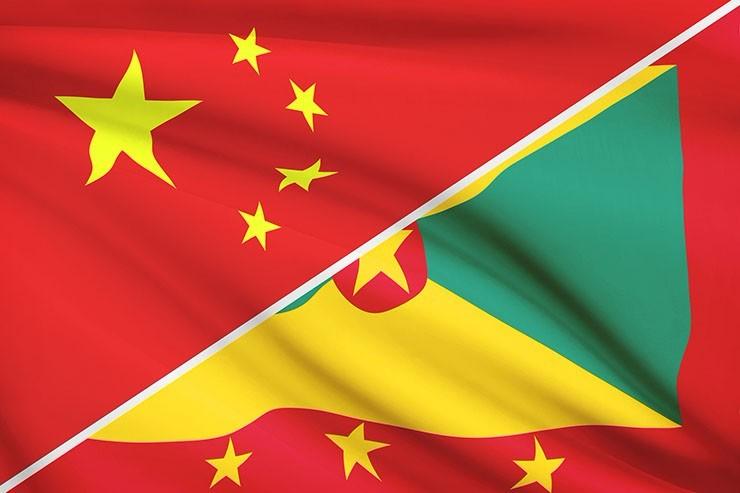 中國同格林納達的關係
