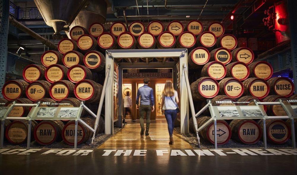 健力士黑啤博物馆