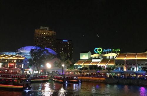 克拉克碼頭
