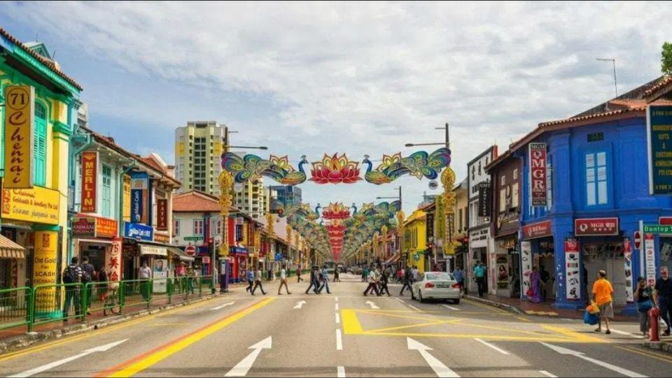 新加坡-小印度